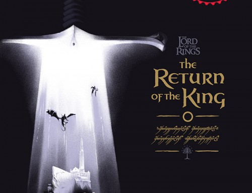 The Lord of the Rings: The Return of the King by Lyndon Willoughby