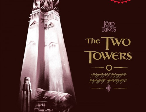 The Lord of the Rings: The Two Towers by Lyndon Willoughby