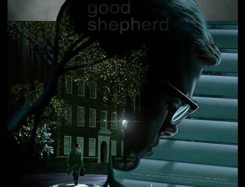 The Good Shepherd by Maxwell Hargreaves