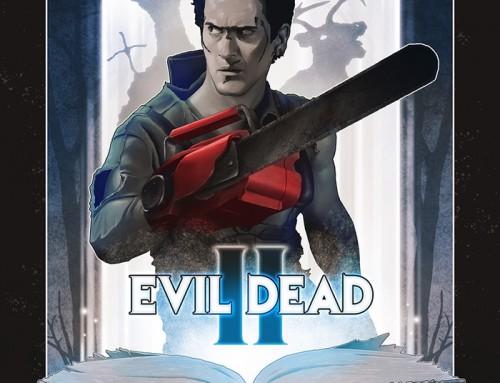 Evil Dead II by Nick Prinzing