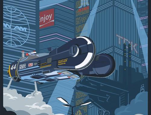Blade Runner by Steve Thomas