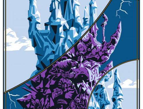 The Dark Crystal by Steve Thomas