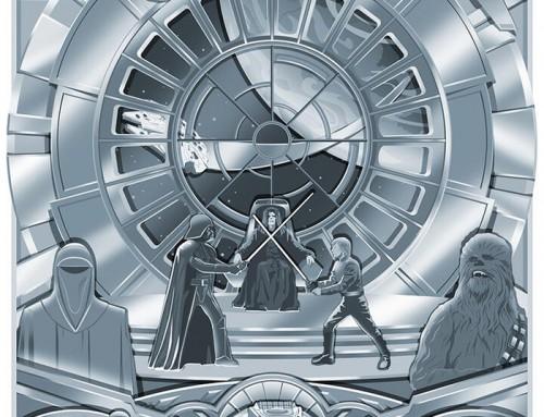 Star Wars: Return of the Jedi by Steve Thomas