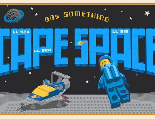 The Lego Movie by Steve Thomas