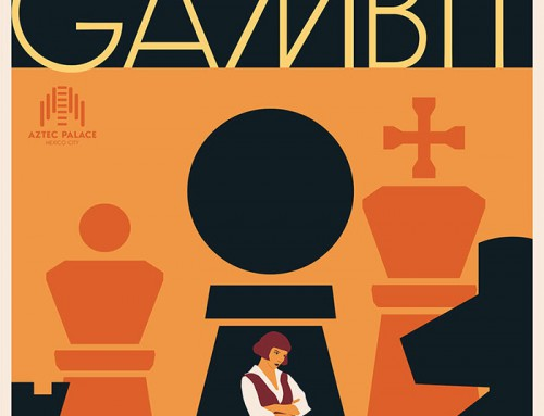 The Queen's Gambit by Steve Thomas