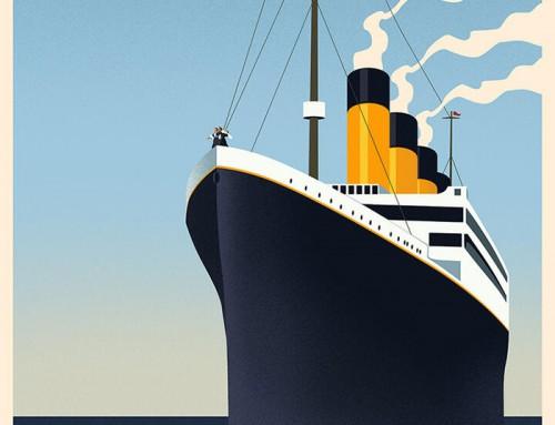 Titanic by Steve Thomas